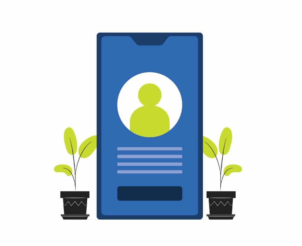 manage your profile on linkedin