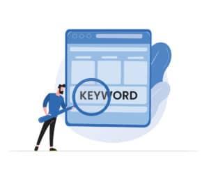 strong keyword analysis
